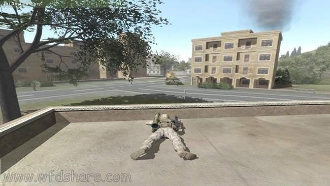 ARMA Armed Assault Setup Free Version