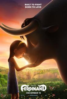 Sinopsis Film Ferdinand (2017)