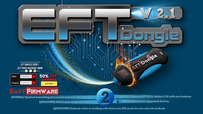 Download EFT Dongle Latest Update V2.1 Setup