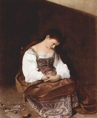 Caravaggio, Magdalena Penitente