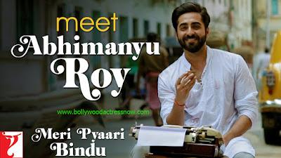 Maana Ke Hum Yaar Nahin Song From Meri Pyaari Bindu Ayushmann & Khurrana Parineeti Chopra 05
