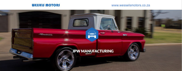 1965 Chevy C10 Pick Up - Wessels Motors - JPW Manufacturing