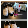 Flashback Friday - DIY Repurposed TOMS