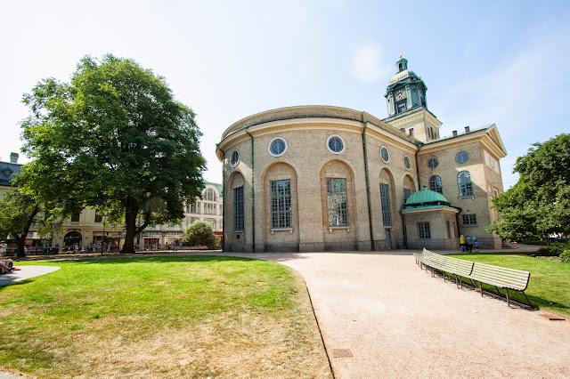 Goteborg-Chiesa