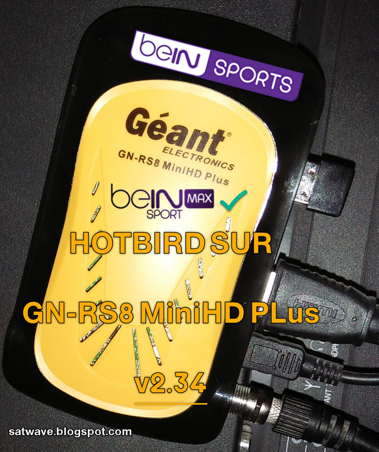 mise a jour geant rs8 minihd plus