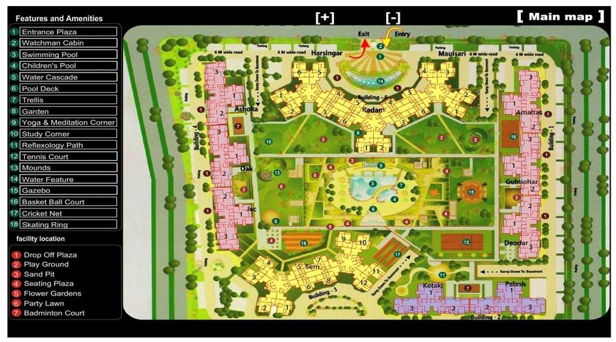 Shipra_Srishti_Site_plan