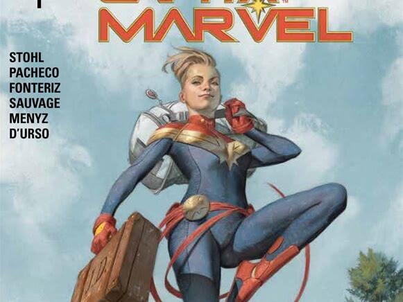 [Resenha] A Vida da Capitã Marvel de Margaret Stohl e Panini Comics (Marvel Comics)