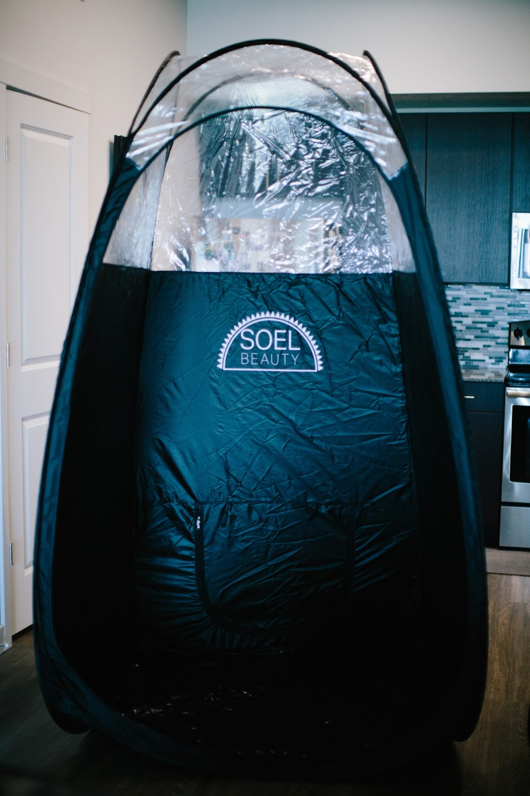 SOEL Beauty, At Home Tanning System, Beauty Blogger