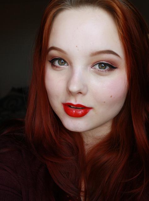 Hantastic Beauty: Little Mix: My Red Lipsticks