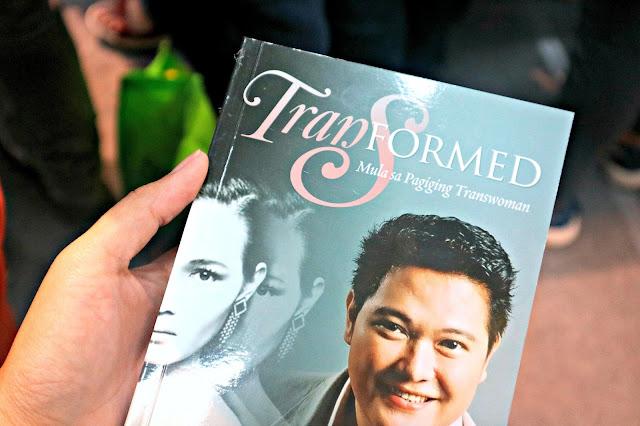 Transformed: Mula sa Pagiging Transwoman