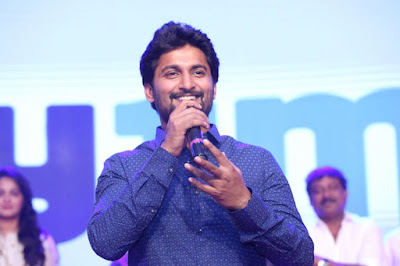 Hero Nani Speech at Anushka Bhaagamathie Movie Pre Release event-Andhra Talkies Telugu