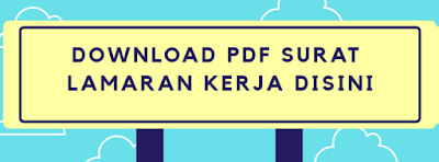 Download PDF Surat Lamaran Kerja