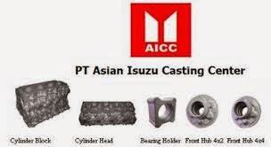 Lowongan Kerja PT Asian Isuzu Casting Center KIIC