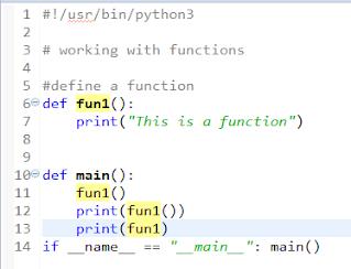 Python - Function