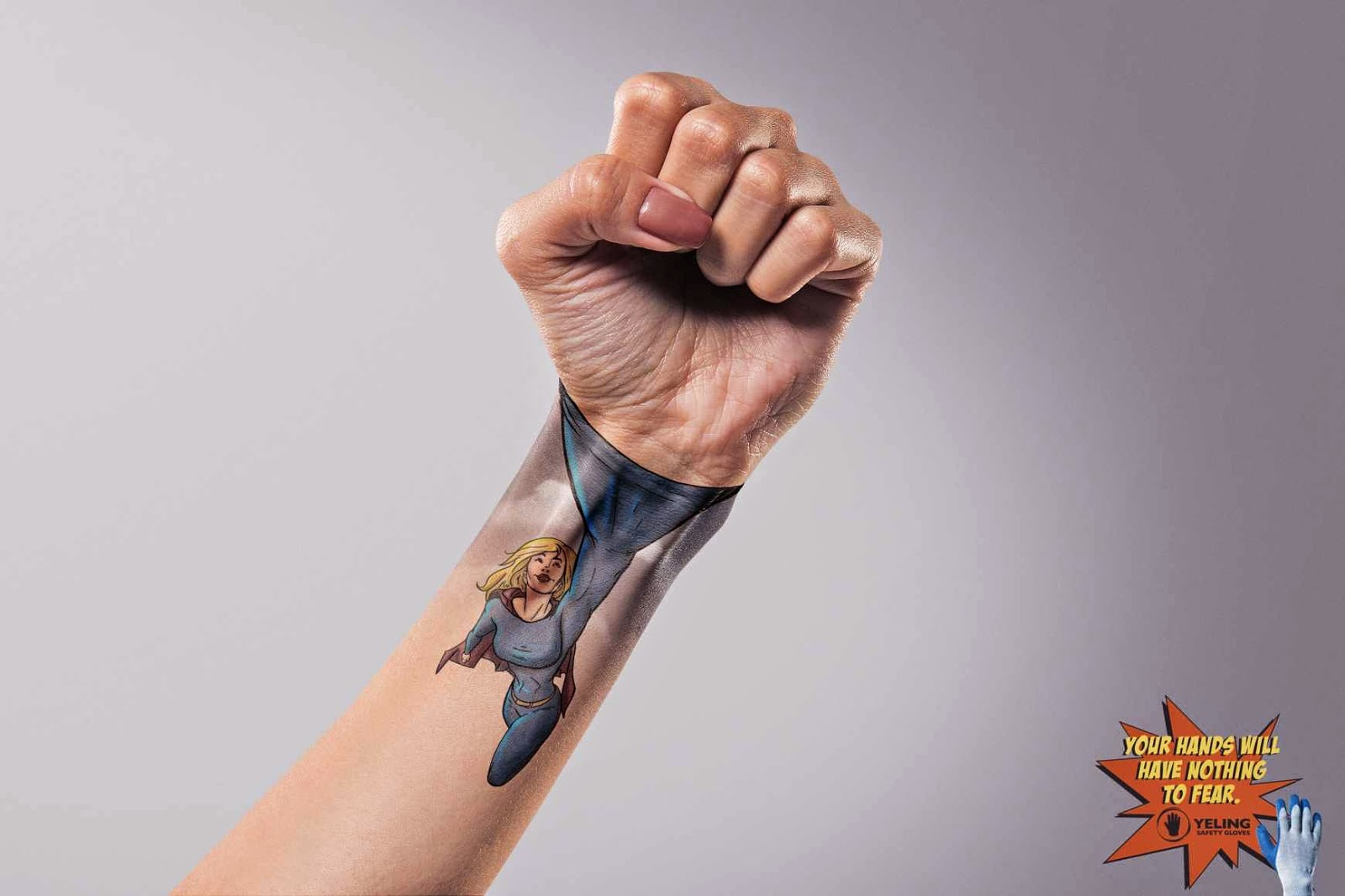 Publicidad y creatividad -advertising and creativity - Body paint