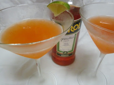 Aperol Martini