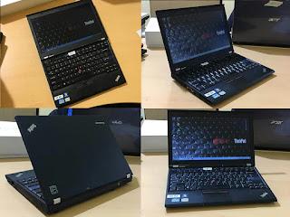 laptop lenovo thinkpad x220 core i5