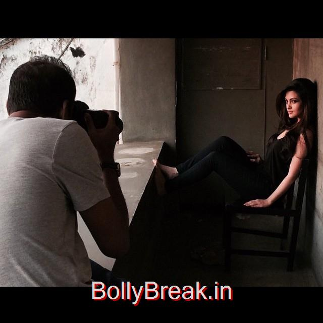 photoshoot , photographer , re gram , ad campaign , studio , print , beverage , behind the scenes ,, Riya Sen Latest Hot Unseen Pics 2015