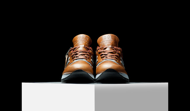 New Balance 998 Horween Bespoke 2016 price