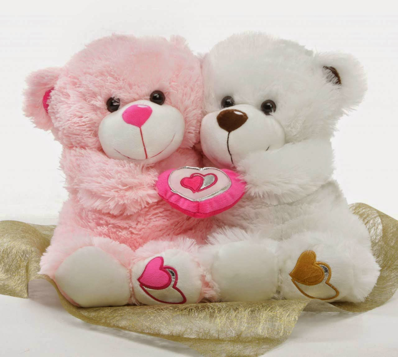 love-gift-Pink-White-teddy-bear-hd-image