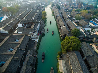 Resultado de imagem para Wuzhen china
