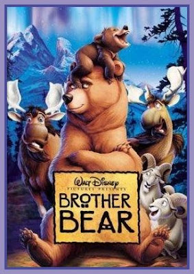 Disney's Brother Bear. Animated film, not pixar, Disney Classics. Autumn movies.