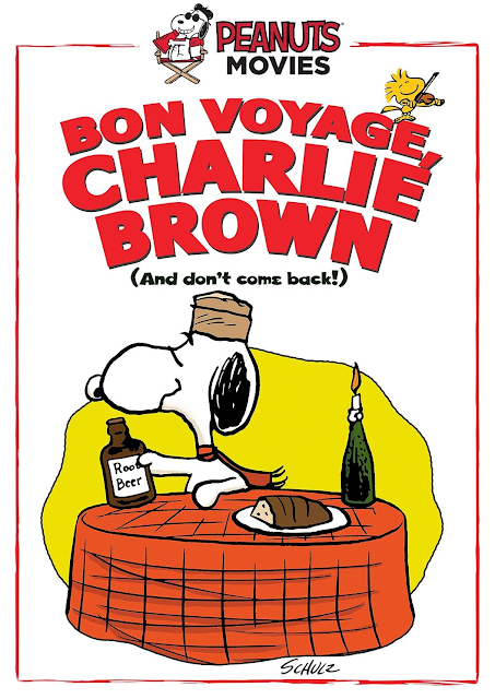 Peanuts: Bon Voyage Charlie Brown (and don't come back) [Latino]