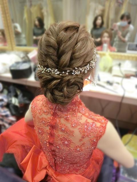 新娘造型2017 | 婚紗造型2017 |台北新秘|新秘推薦|新娘秘書