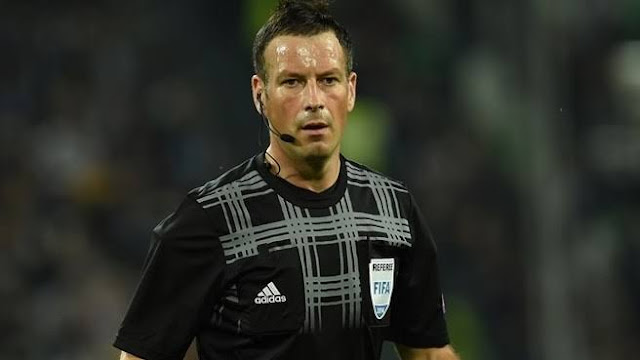 Mark Clattenburg será o árbitro da final da Champions League 2016; Eriksson apita na Europa League