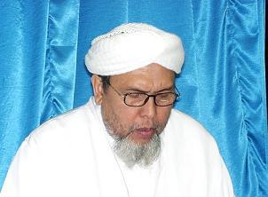 KH. Husni Thamrin, ulama kharismatik asal Bogor Mengungkap Jika di DPR Ada Sekitar 118 Orang PKI - Commando