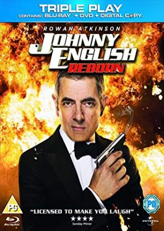 Johnny English Reborn 2011 Dual Audio Hindi 300MB BluRay 480p