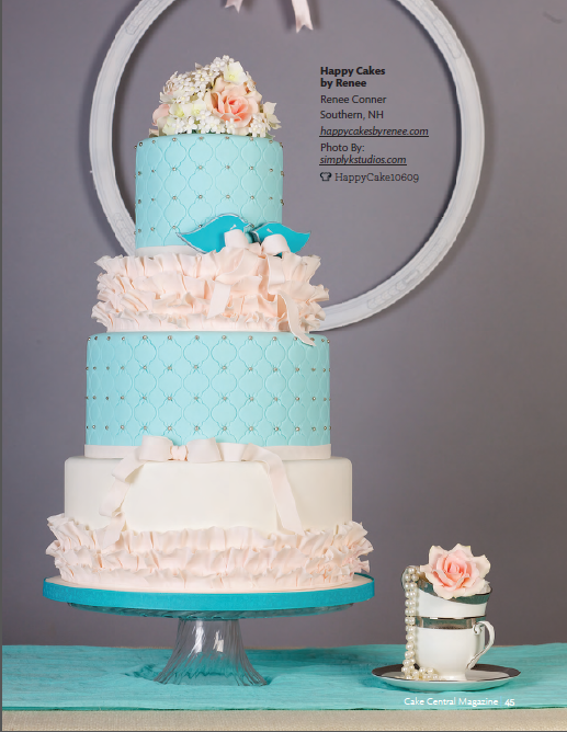 My Cakes Page 3 Renee Conner Cake Design