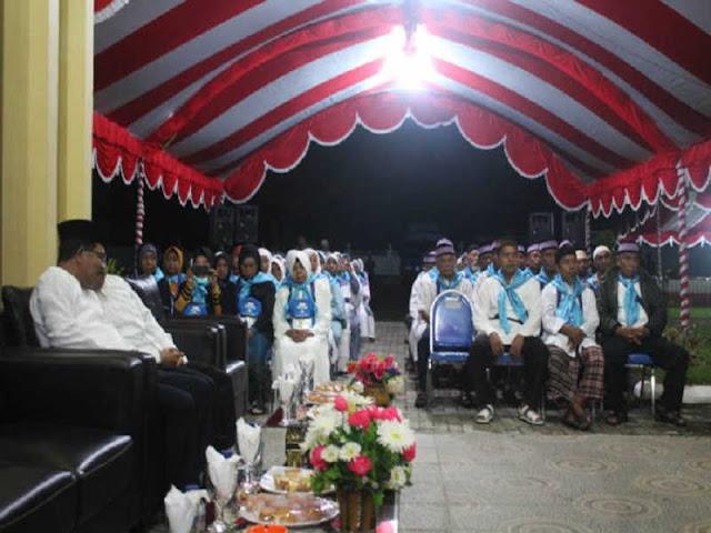 Pemkab SBB Gelar Ramah Tamah dengan 105 CJH
