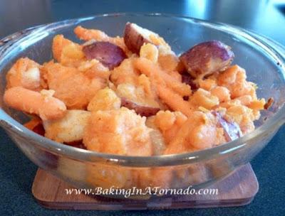 Tzimmes | www.BakingInATornado.com | #recipe