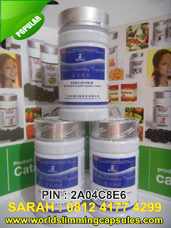 WSC Biolo Atau World Slimming Capsule The Best Of The Best