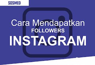 dengan melakukan 4 cara sederhana anda bisa mendapatkna banyak followers