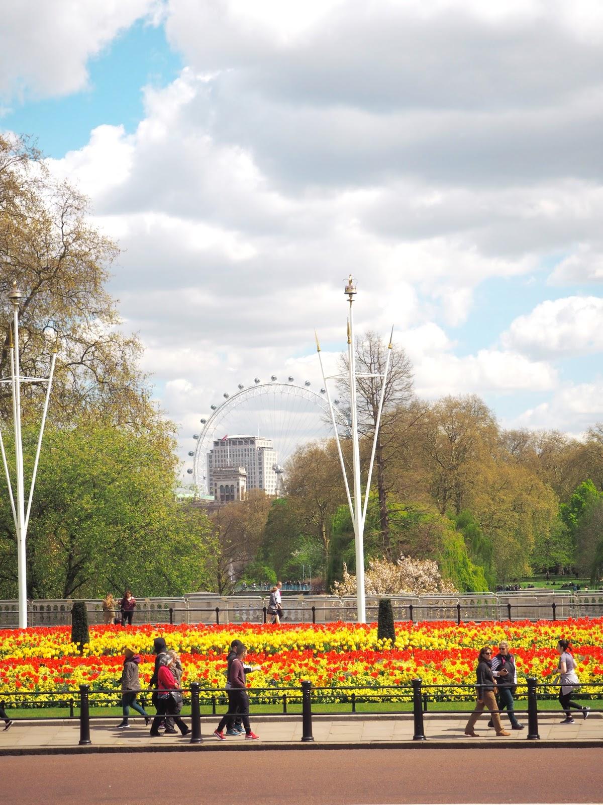 Postcards from London - London Eye