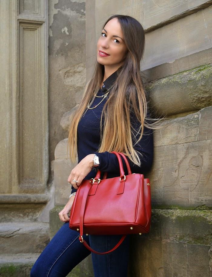 0408c327cb outfit borsa rossa