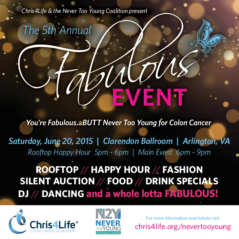 Happy Hour Places In Arlington Va: Clarendon Nights: Erica Paul Fabulous Cancer Fundraiser At
