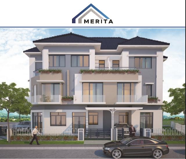 Dự án nhà phố Merita Khang Điền Quận 9