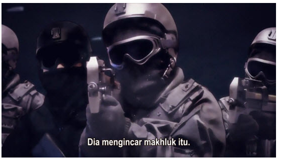 Download Anime Kagewani S2 Episode 6 Subtitle Indonesia
