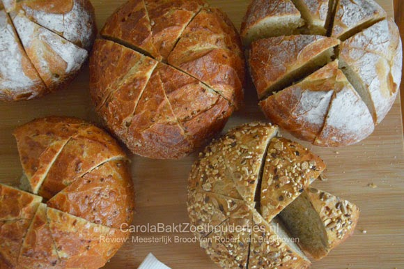 Meesterlijk Brood van Robèrt van Beckhoven