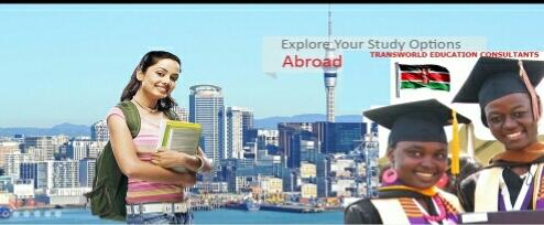 USA education agents in Kenya