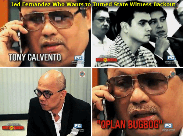 Jed Fernandez Who Wants to Turned State Witness in Mauling Navarro Backout