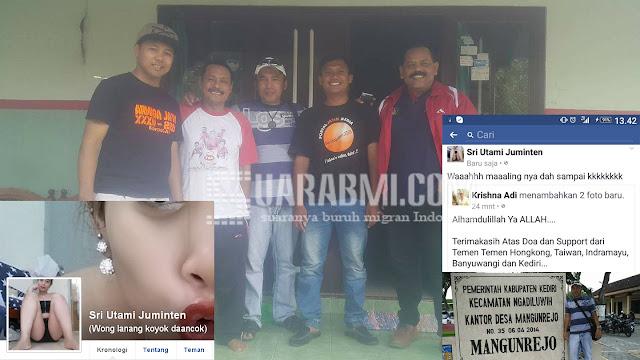 Organisasi Banyuwangi Sambangi Rumahnya, Sri Utami Marah Bukan Kepalang dan Menjadi-Jadi