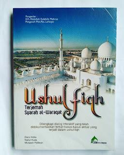 Ushul Fiqih dan Terjemah Syarah Al Waraqat Toko Buku Aswaja Surabaya