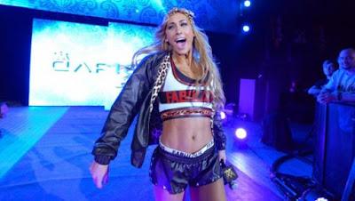Carmella on NXT