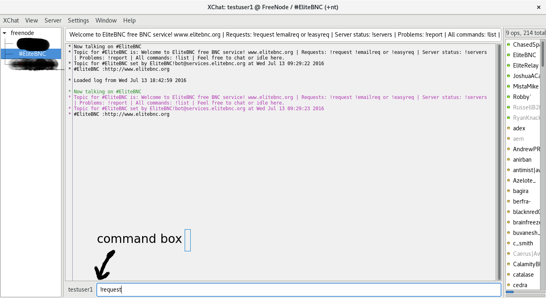 Installation & Configuration of EliteBNC - We Are Linux