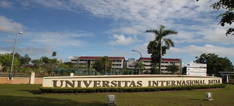 PENERIMAAN MAHASISWA BARU (UIB) UNIVERSITAS INTERNASIONAL BATAM