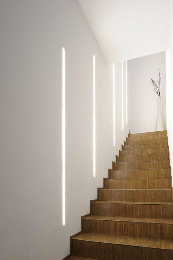 Arredamento e dintorni illuminazione led - Luci per scale ...